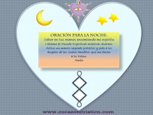 Oración para la noche
