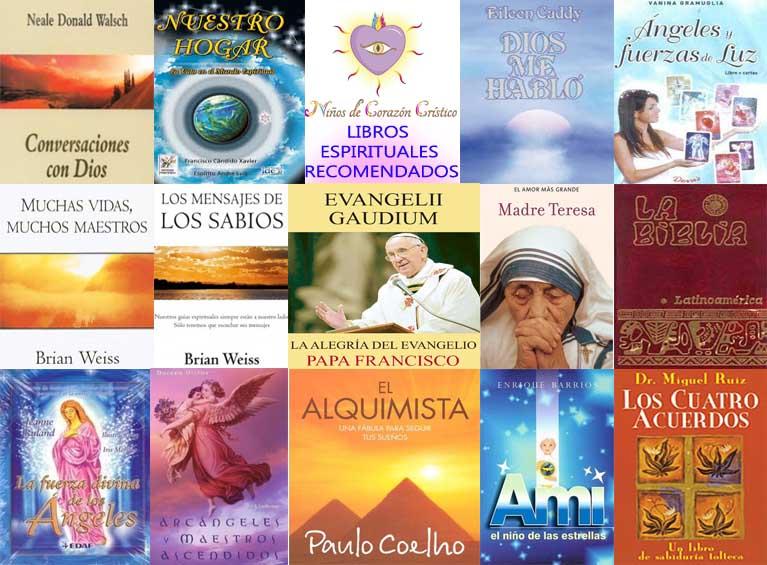 Libros espirituales recomendados