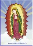 Virgen de Guadalupe, Niños de Corazón Cristico