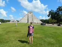 Chichenitza. México. Lugares sagrados. Vanina Sousa Gramuglia